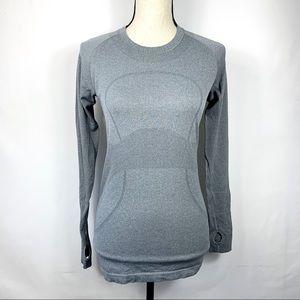 Lululemon Womens Swiftly Tech Shirt Long Sleeve
